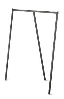 Klädstativ Brax 160x120, svart 1st - Svart, 1 st