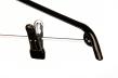 Blushängare med stång och clips 653 42 cm, 10 st