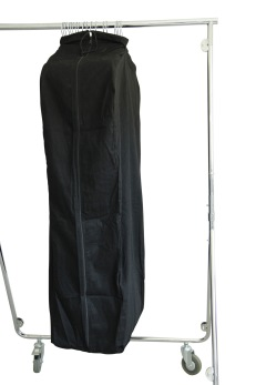 Kollektionspåse medium 50 x 120 x 30cm, svart 1 st - Svart, 1 st
