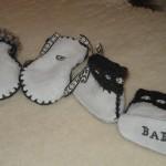 Babymockasiner & vantar