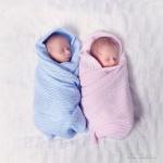 Tvillingarna Kevin & Agnes 5 dagar