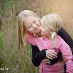 Nora 11 år & Tilde 3,5 år