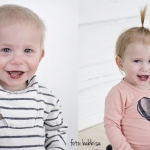 Tvillingarna Kevin & Agnes 1.5 år