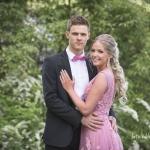 Jennifer & Lukas studentbal