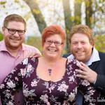 Tobbe, Linda, Patrik