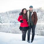 Syskonen Emma & Rickard