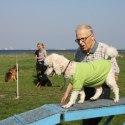Sune med hund