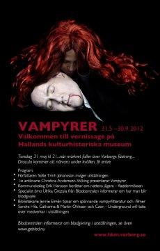 """""""Vampyrer & gengångare – från monster till älskare"""""""
