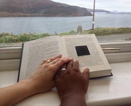 Förlovning på Isle of Skye