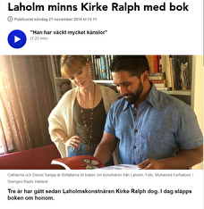 Photo-Catharina-och-Daniel-Sanjay-radio-Penseldrag