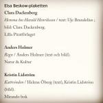 Elsa Beskowplaketten