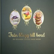 Från blogg till bord - en vegansk coffee table book