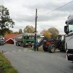 Bakgrund trafik