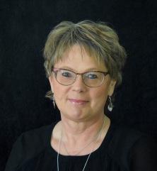 Ingela Lönader är hälsans vårdadministratör