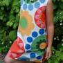 Barnkläder 2-10 år - Ärmlös klänning, klassisk modell