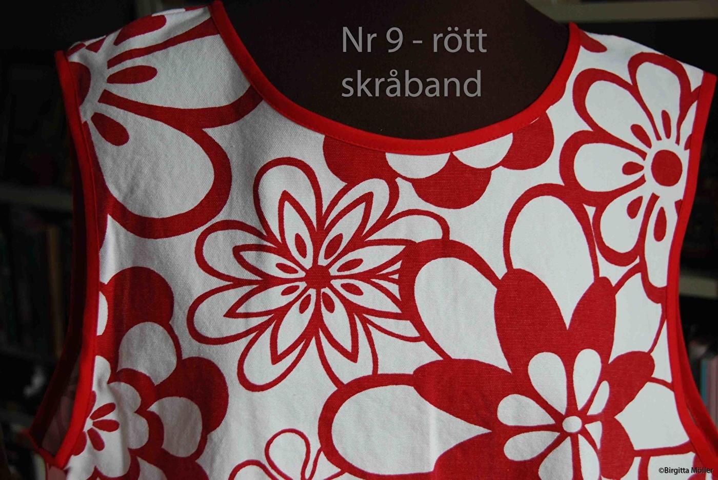 Unikt retroförkläde nr_9