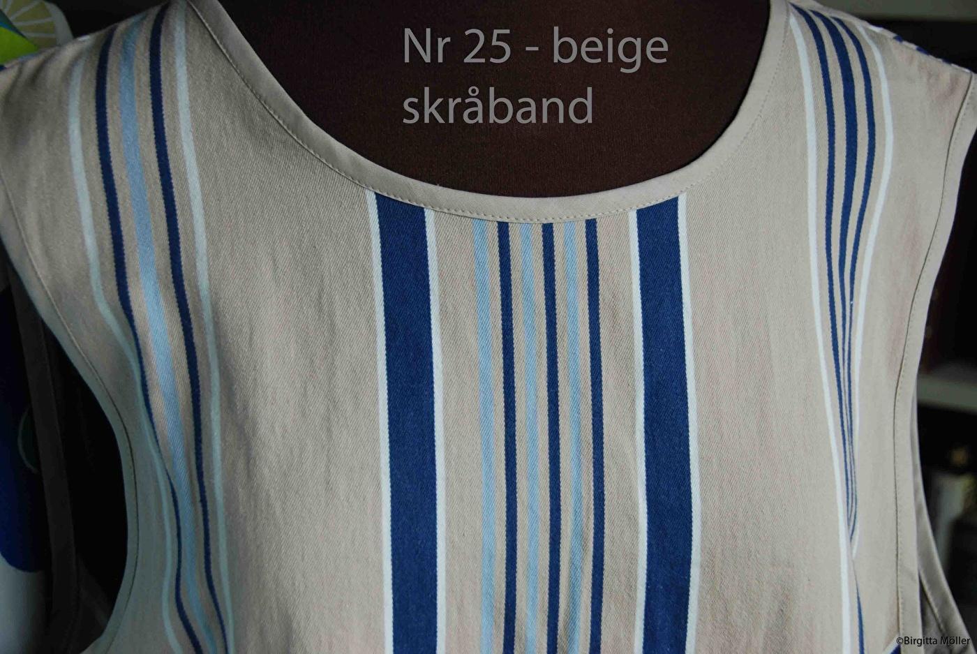 Unikt retroförkläde nr_25