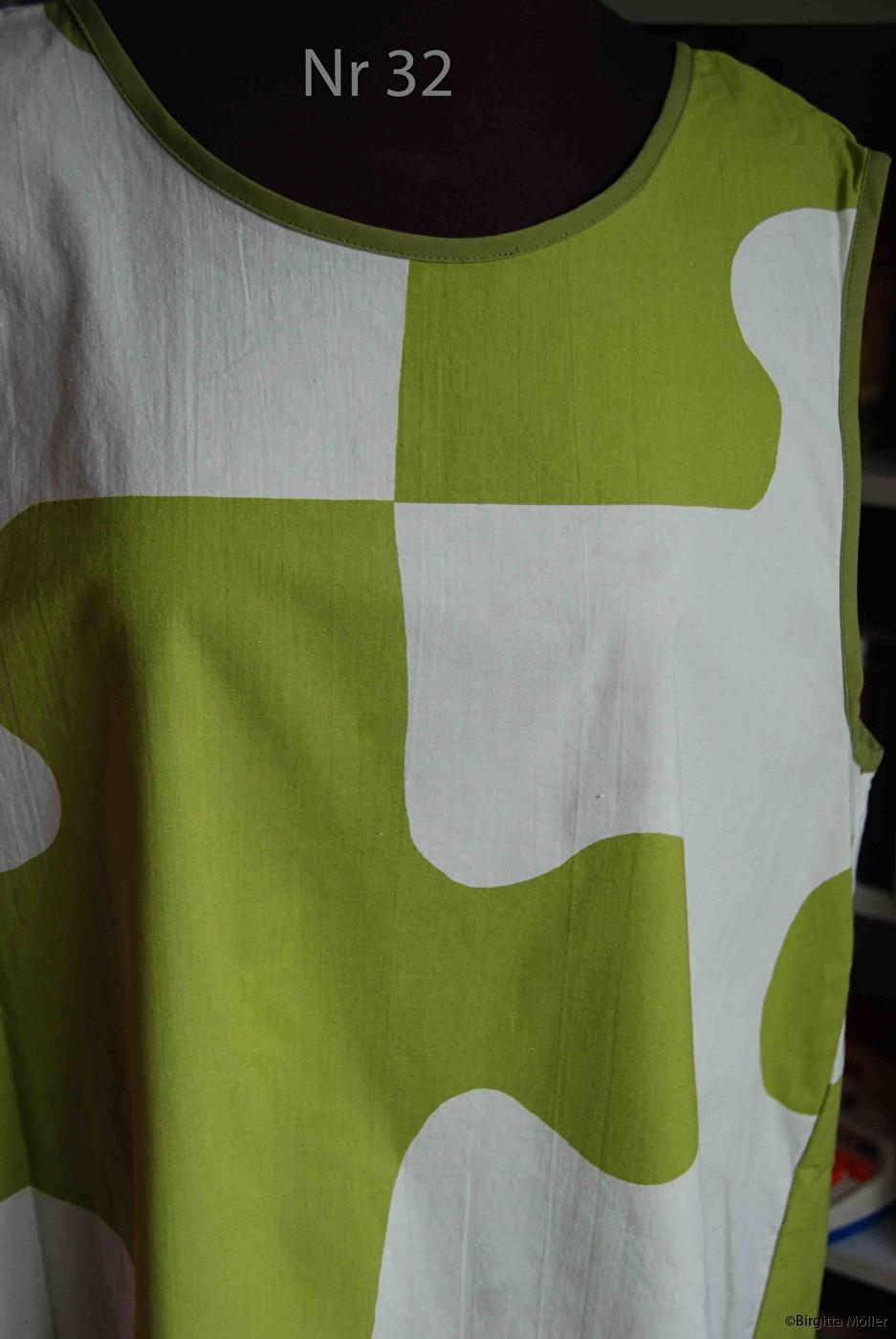 Unikt retroförkläde nr_32