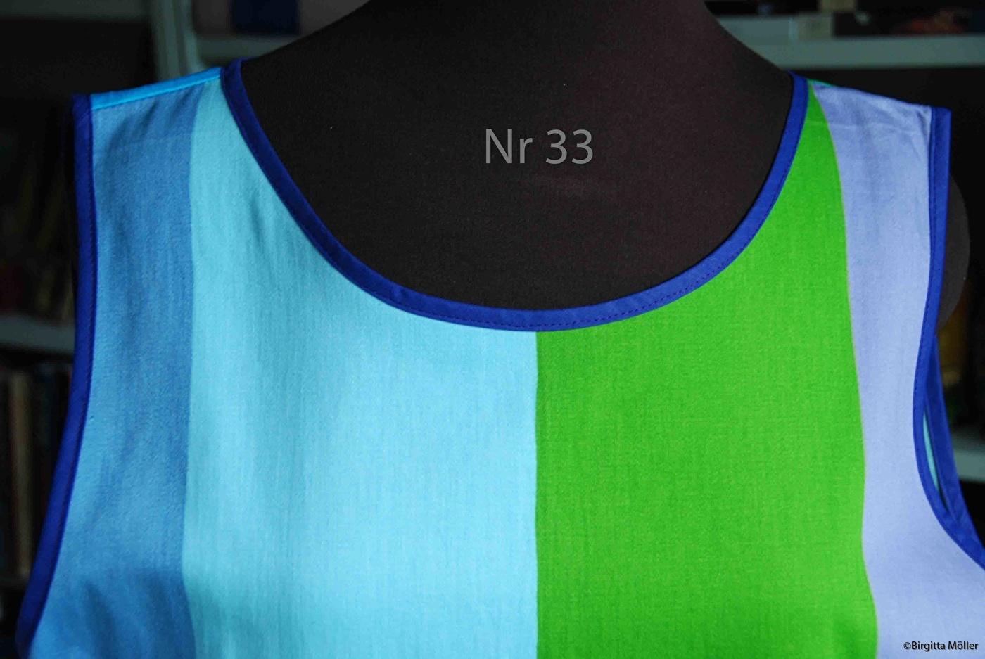Unikt retroförkläde nr_33