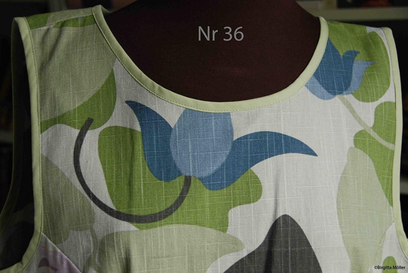 Unikt retroförkläde nr_36