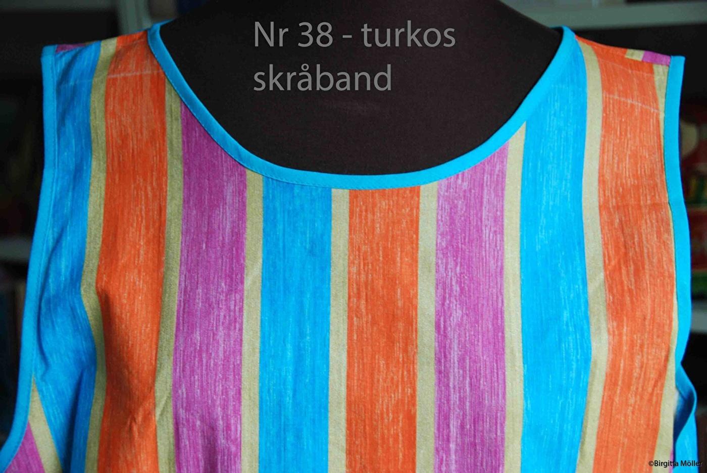 Unikt retroförkläde nr_38