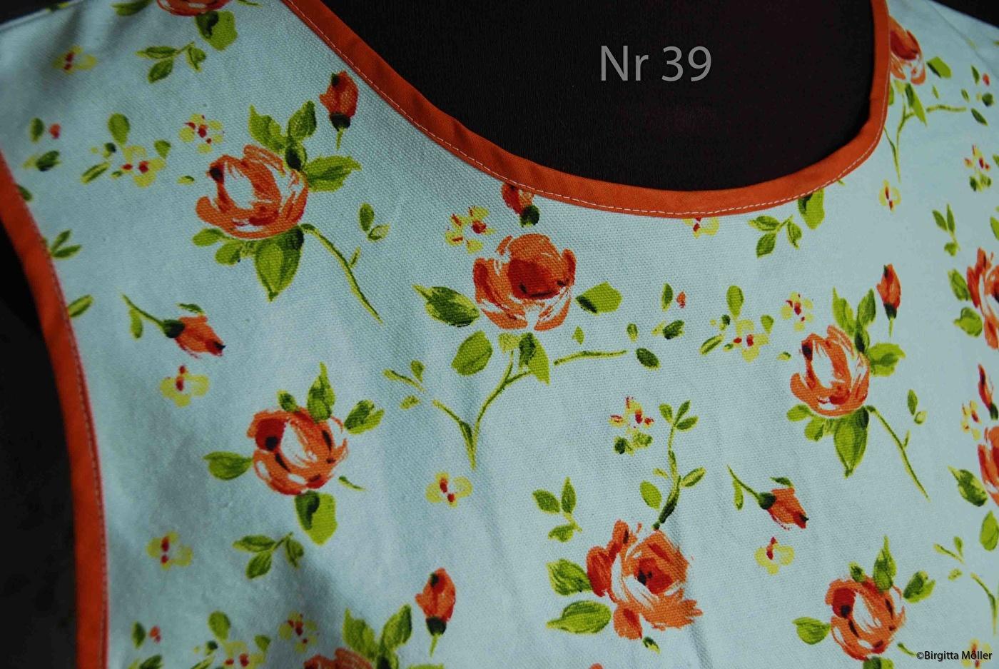 Unikt retroförkläde nr_39