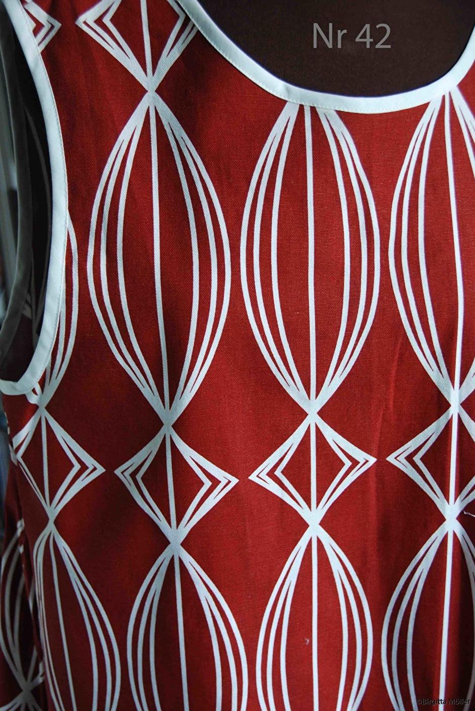 Unikt retroförkläde nr_42