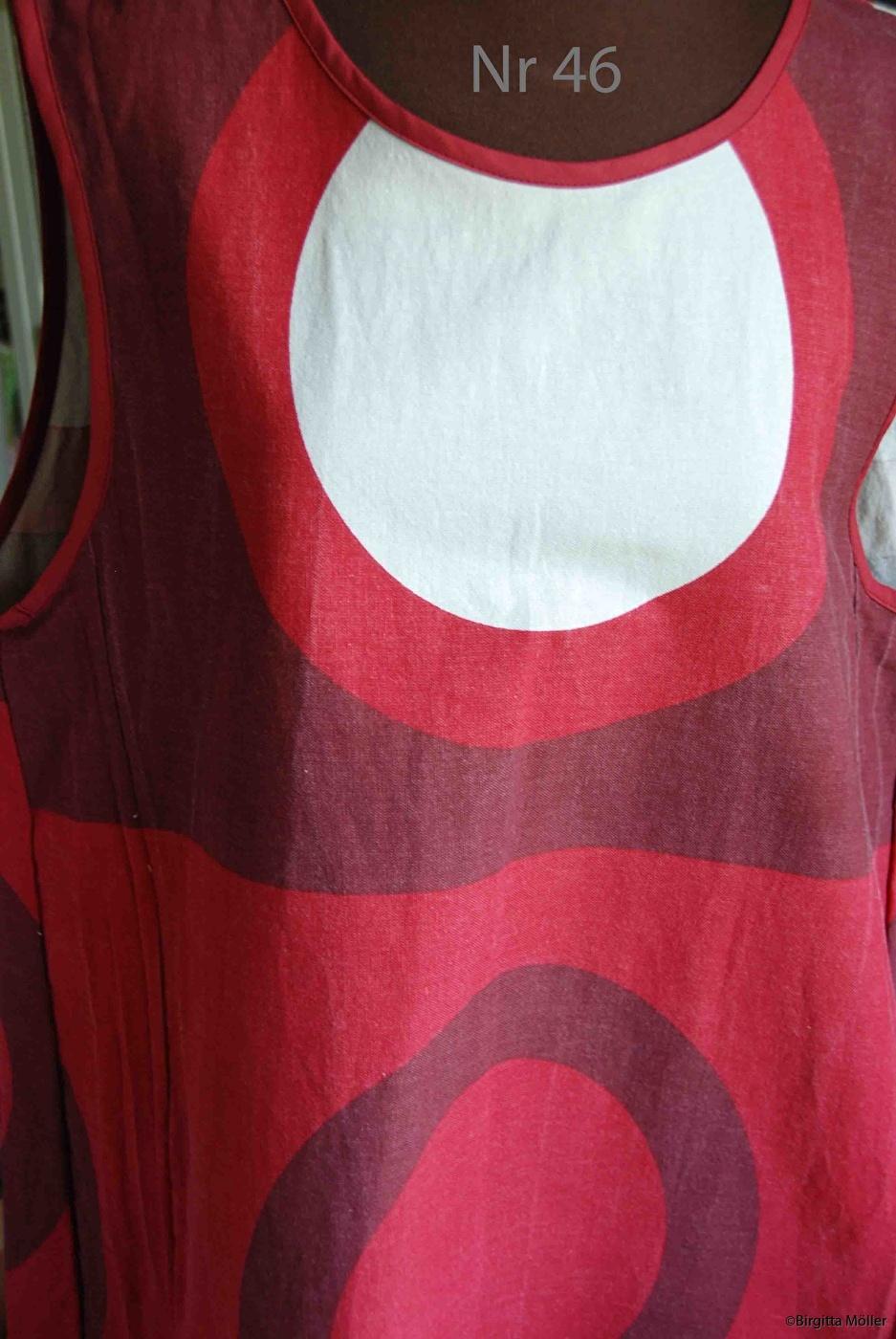 Unikt retroförkläde nr_46