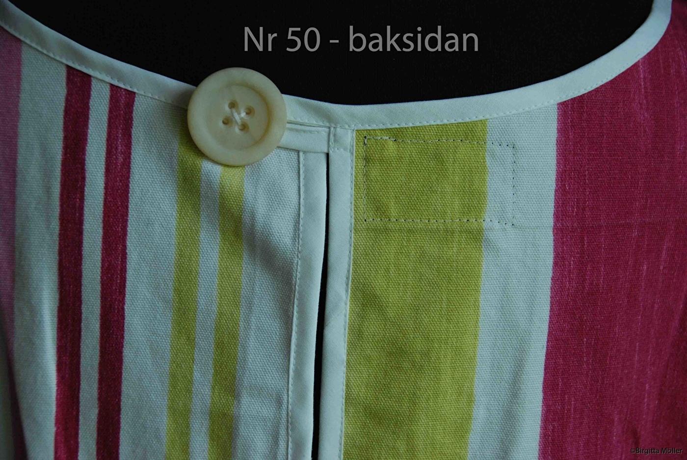 Unikt retroförkläde nr_50a
