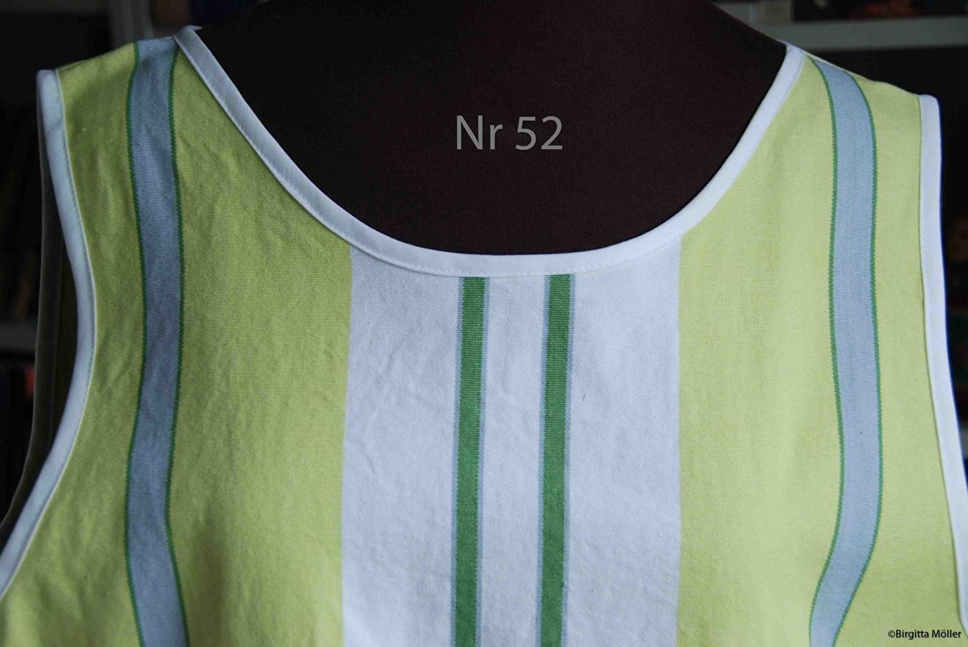 Unikt retroförkläde nr_52