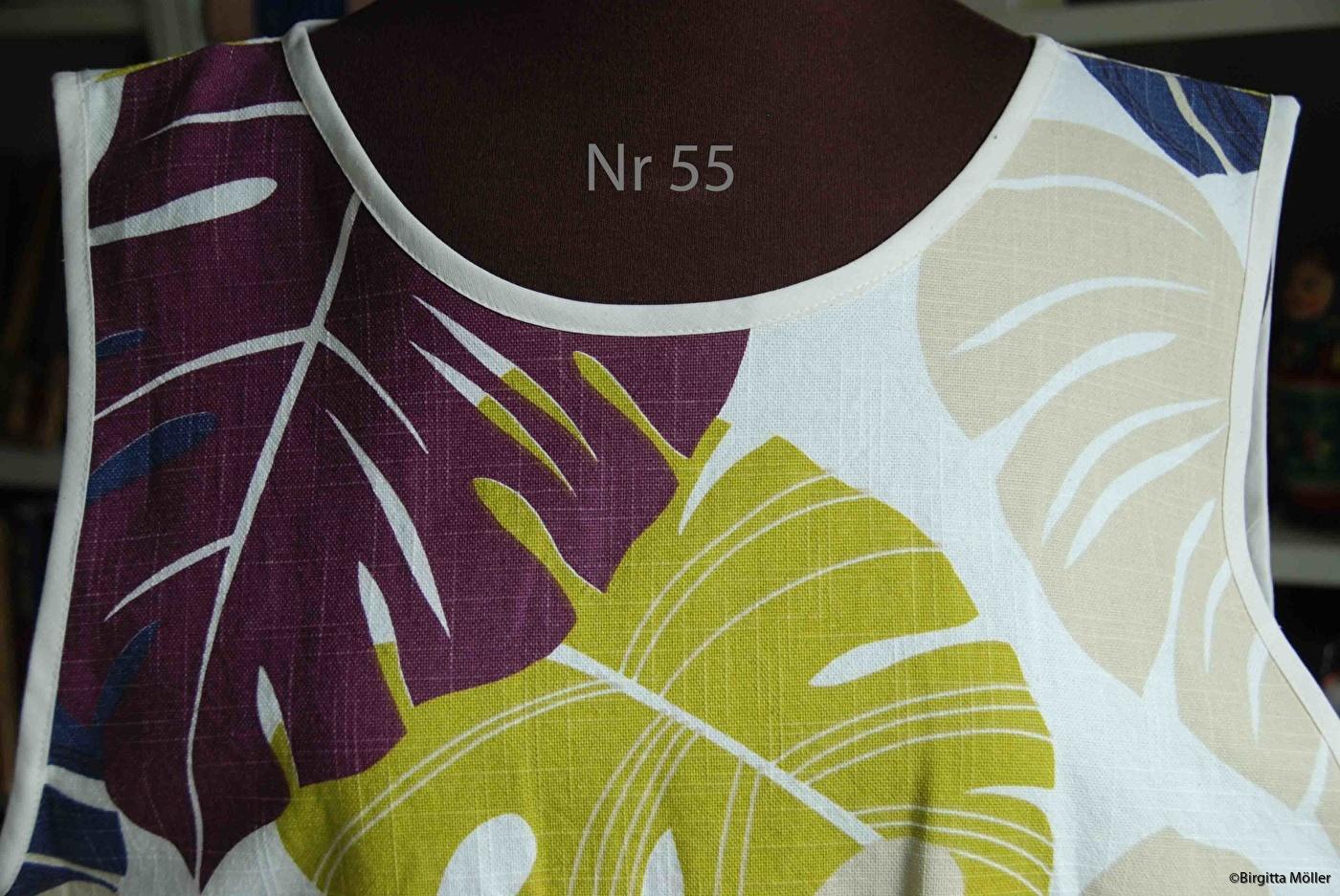 Unikt retroförkläde nr_55