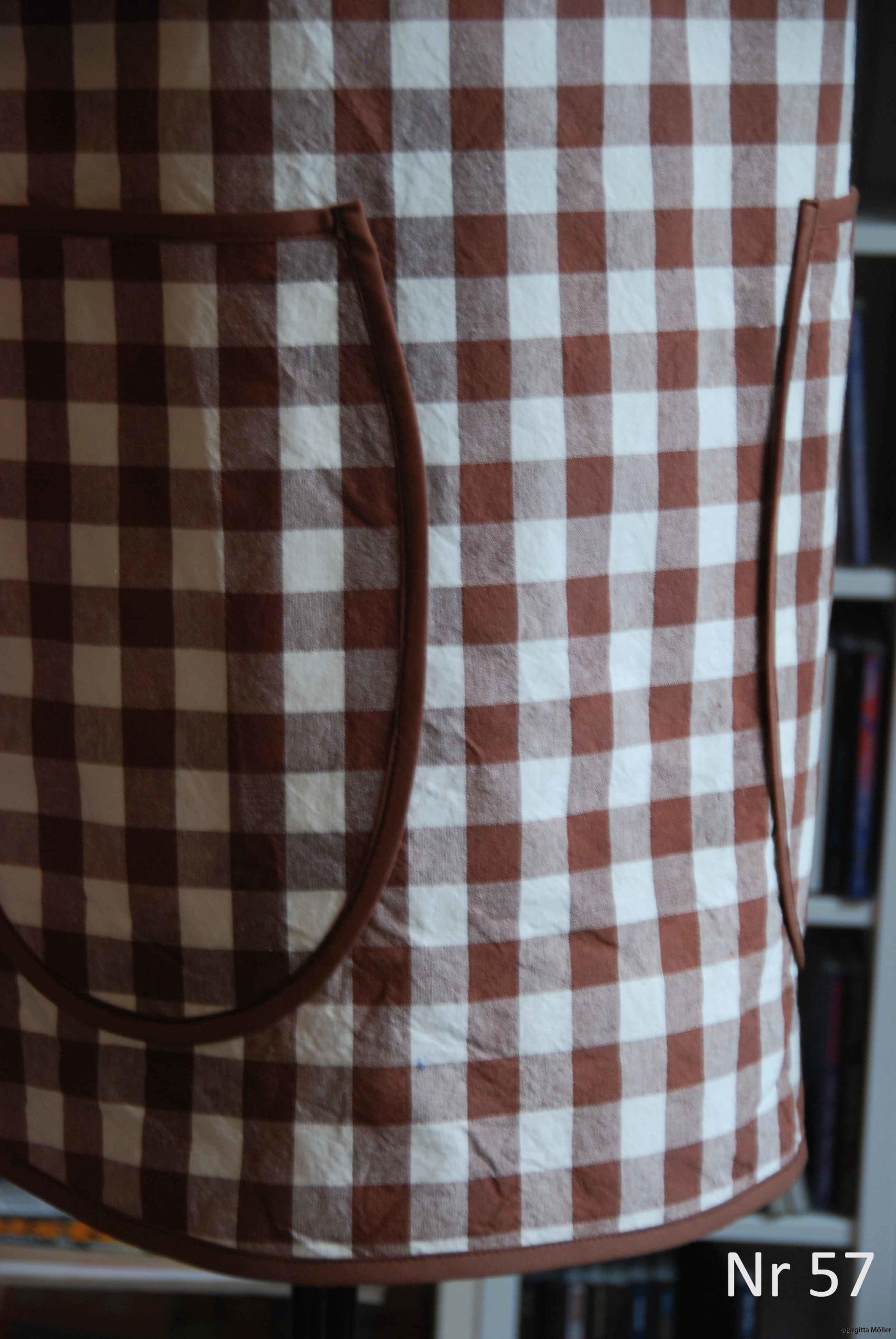 Unikt retroförkläde nr_57
