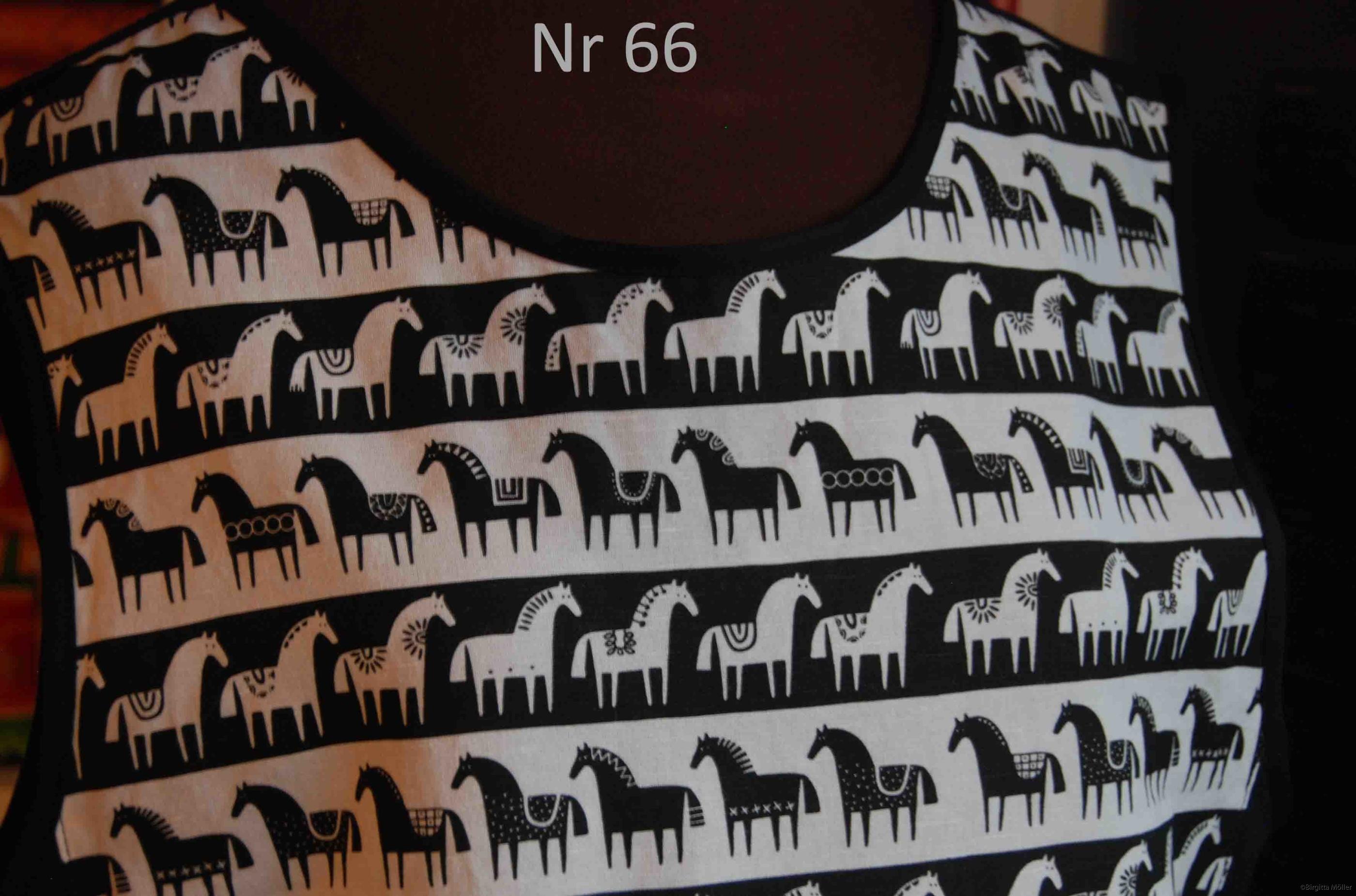 Unikt retroförkläde nr_66a