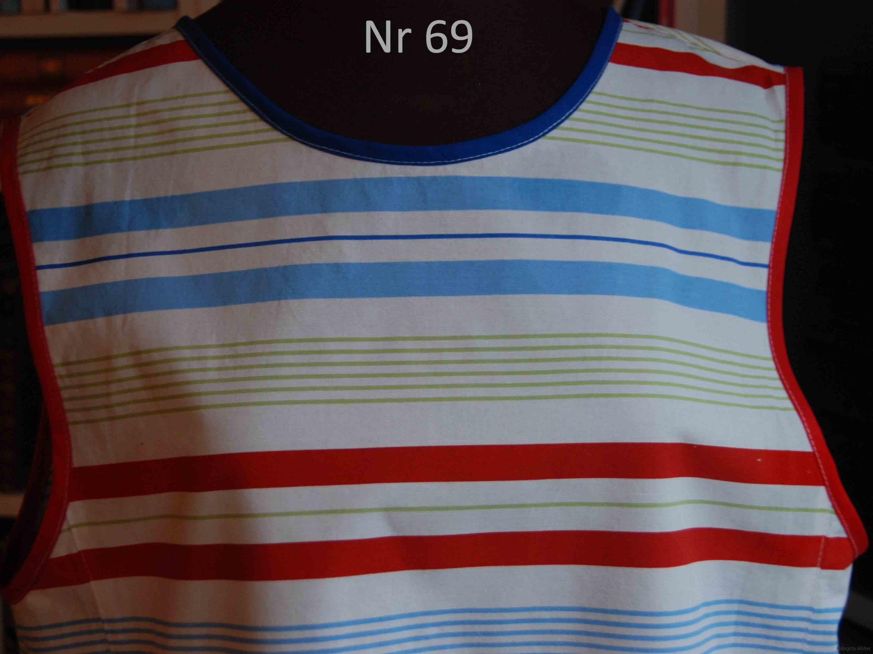 Unikt retroförkläde nr_69