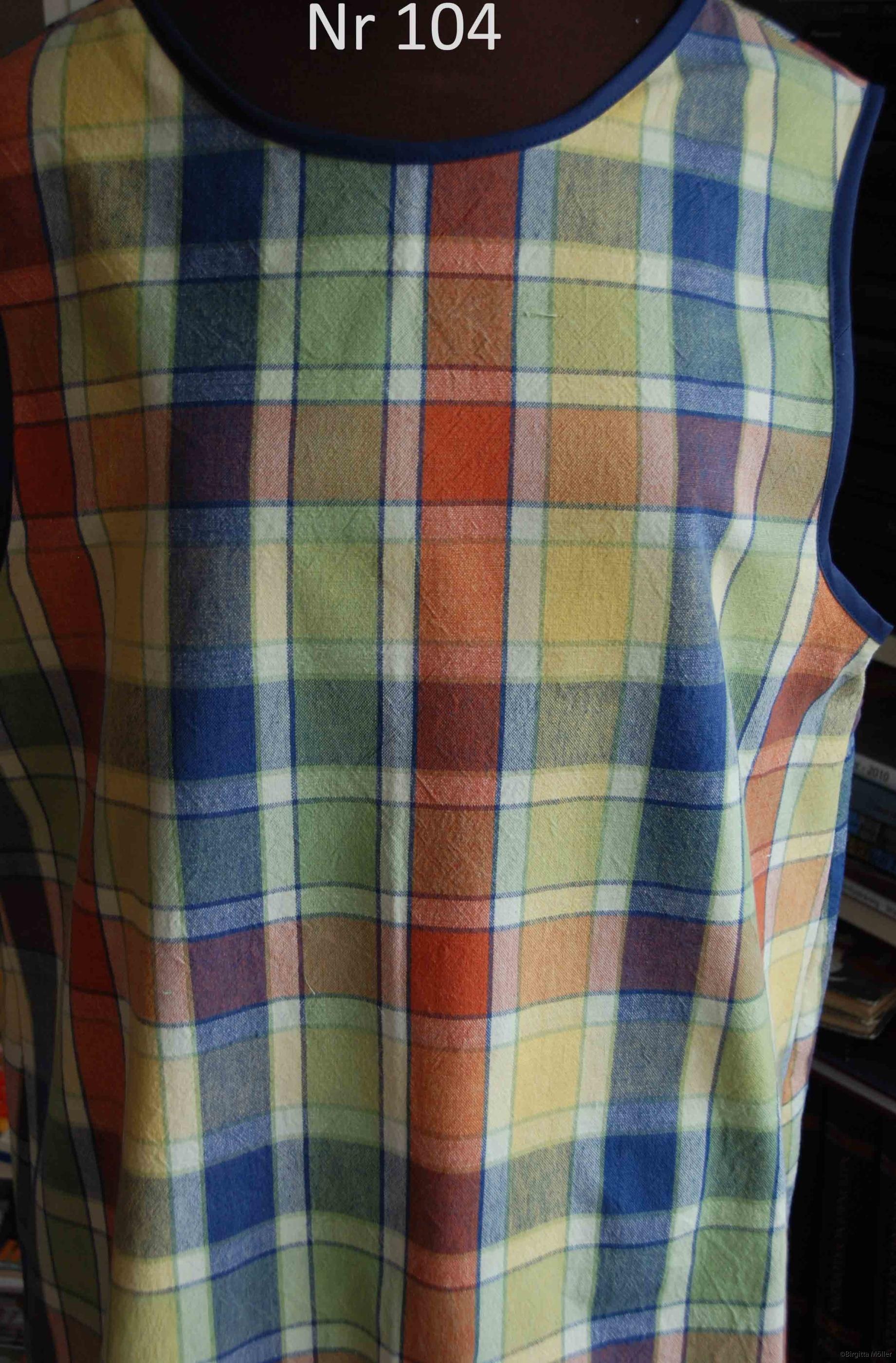 Unikt retroförkläde_104