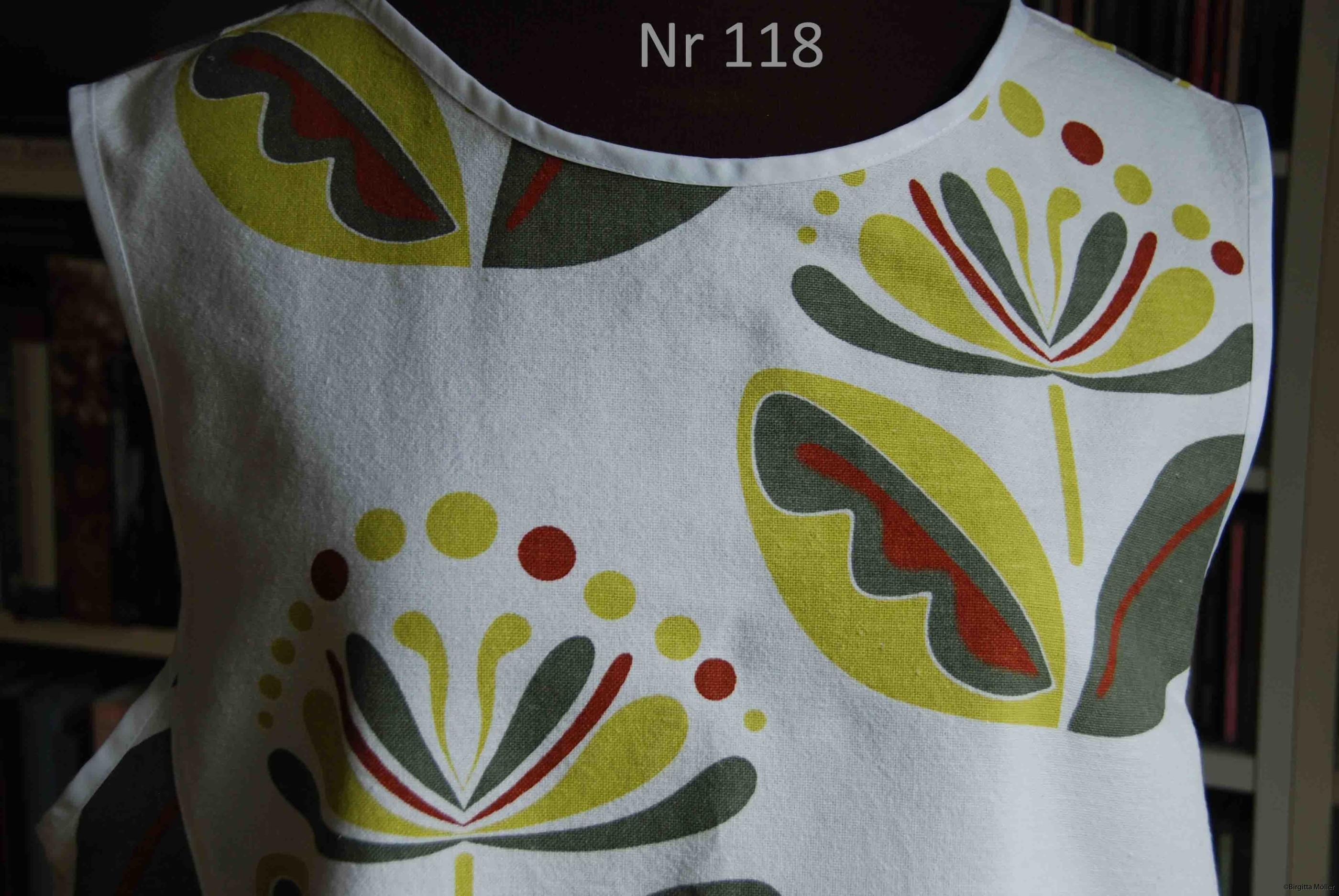 Unikt retroförkläde_118