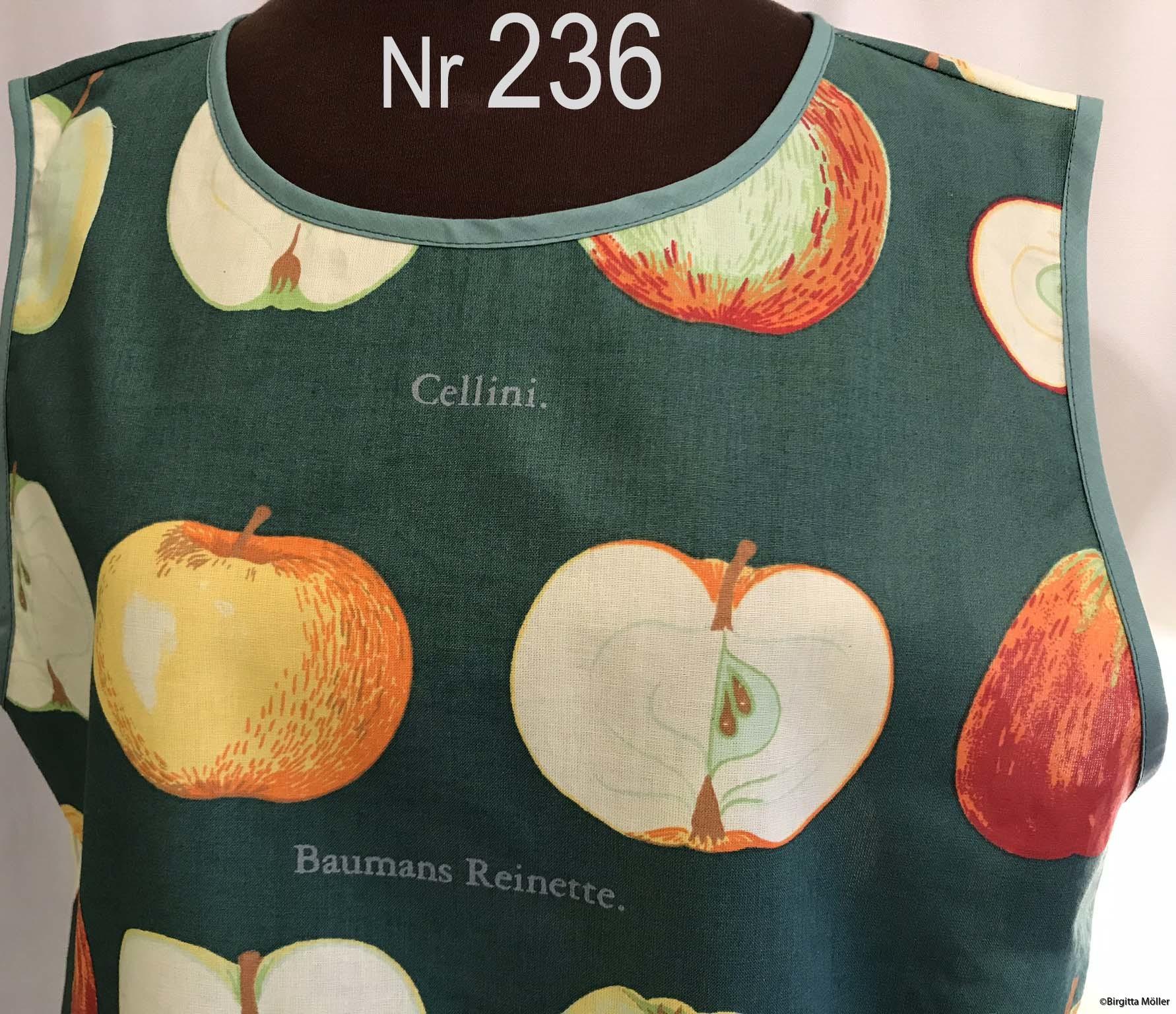 Unikt retroförkläde_236
