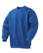No Problem Sweatshirt, dark royal