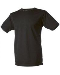 Napoli micro ventilation t-shirt, svart
