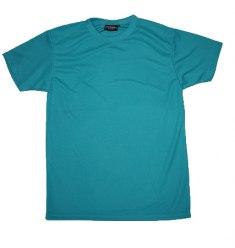 Napoli micro ventilation t-shirt, turkos