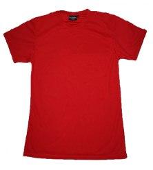 Napoli micro ventilation t-shirt, röd