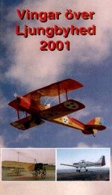 Vingar över Ljungbyhed 2001 DVD - Läs mer!