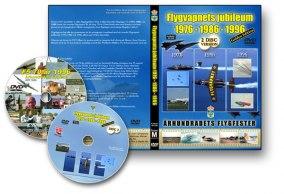 FLYGVAPNETS JUBILEUM - Dubbel-DVD!