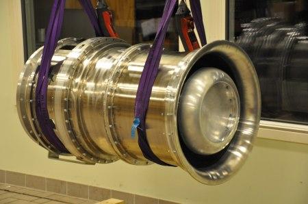 Testutrustning till Volvo Aero