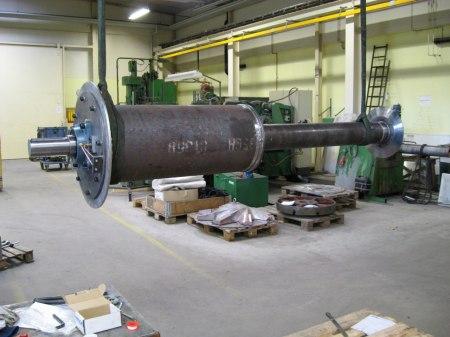 Omrörare till biogasanläggning i Norge