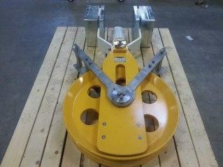 Lyftutrustning för offshoreindustrin