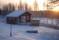 Gårdsbutik vinter