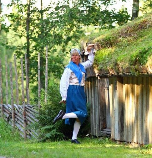Här är jag själv lite avig! ;) Foto: Thomas Johansson, Vinnalts Foto