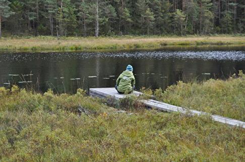 ForRest vid naturhälsoplatsen i Simlångsdalen