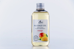 Kanu Nature Massageolja Mango 200ml